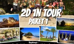 paket wisata jogja 2 hari 1 malam murah 2020